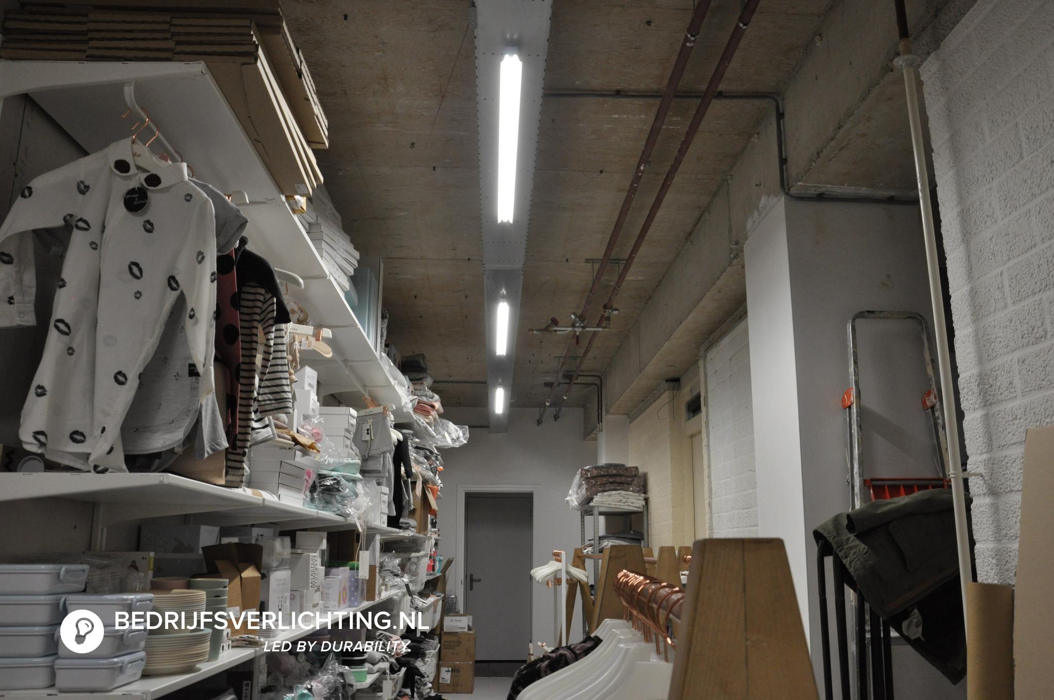 Led verlichting in je magazijn