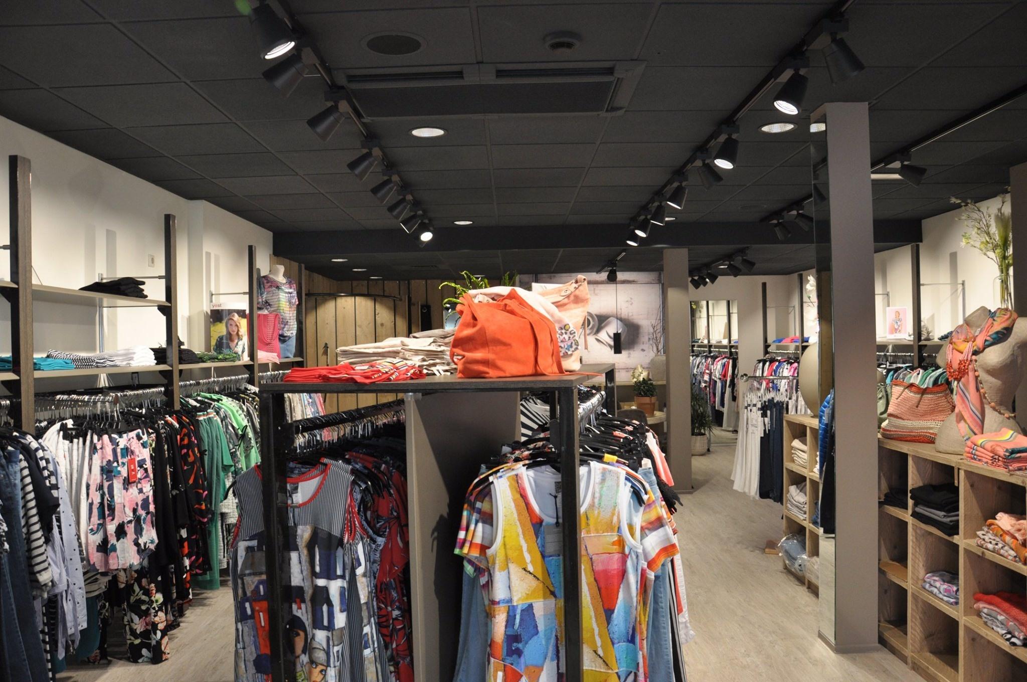 Van kaars- tot daglicht: welke kleurtemperatuur is geschikt voor mijn winkel?