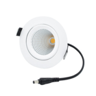 Interlight LED Core XL Downlight dimbaar 13W 3.000K
