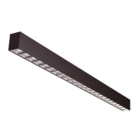 Interlight LED Orion Linear 85° zwart 29W 3.000K up/down