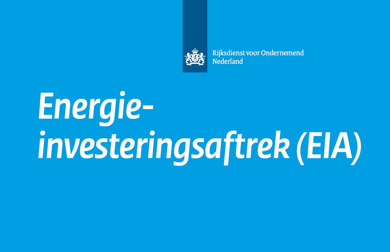 EIA: Ook in 2020 fiscaal voordeel bij investering in duurzame energie
