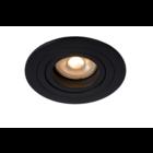 Lucide TUBE - Inbouwspot - GU10 - Rond - Ø 9 cm