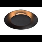 Lucide FOSKAL - Plafonniere - Ø 21,5 cm - LED - 1x6W 2700K