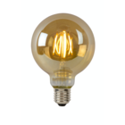 Lucide LED BULB - Filament lamp - Ø 9,5 cm - LED Dimb. - E27 - 1x5W 2700K