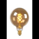 Lucide LED BULB - Filament lamp - Ø 12,5 cm - LED Dimb. - E27 - 1x5W 2200K