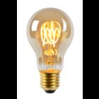 Lucide LED BULB - Filament lamp - Ø 6 cm - LED Dimb. - E27 - 1x5W 2200K