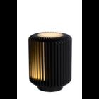 Lucide TURBIN - Tafellamp - Ø 10,6 cm - LED - 1x5W 3000K