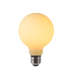 Lucide LED BULB - Filament lamp - Ø 8 cm - LED Dimb. - E27 - 1x5W 2700K
