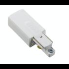 Nordic Aluminium Eindvoeding 1-fase rails GB 12