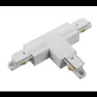 Nordic Aluminium T-koppelstuk 1-fase rails GB 36