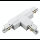 Nordic Aluminium T-koppelstuk 1-fase rails GB 40