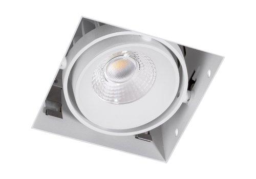 Licht Spots Inbouw : Berla led trimless inbouwspot br w lm k w cri wit
