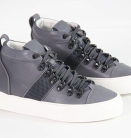 Mountain Hightop Grey Mesh