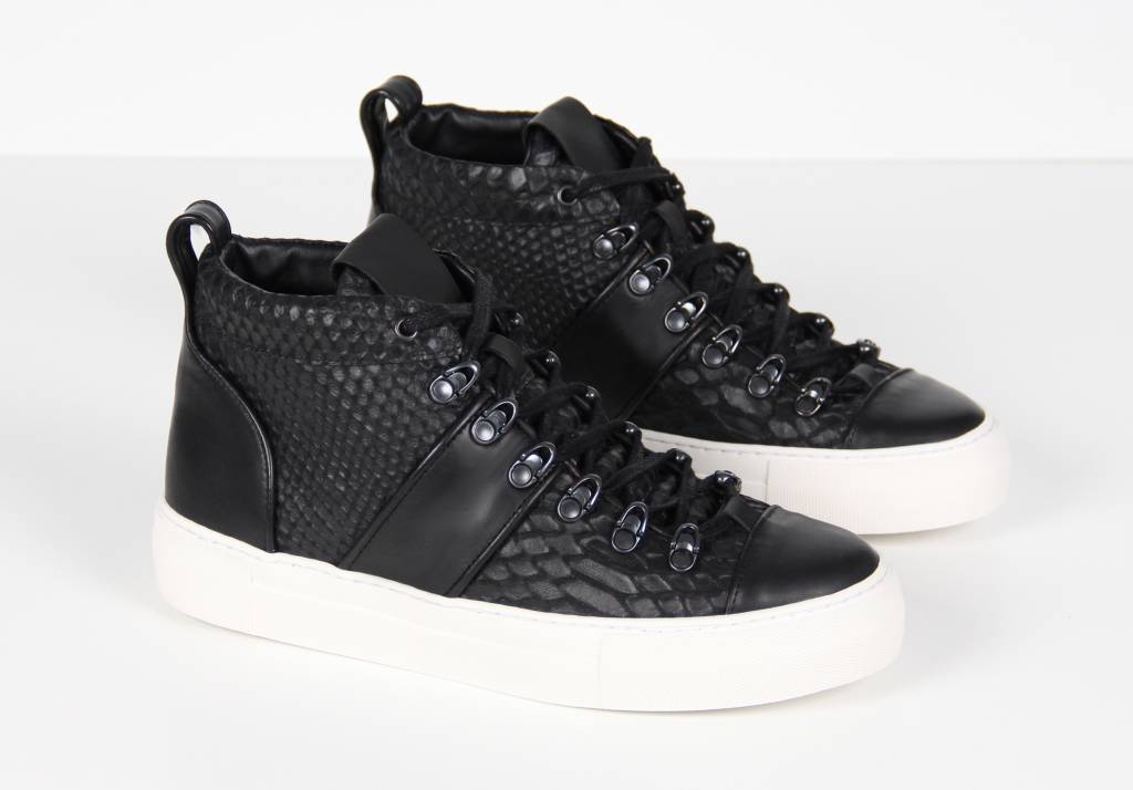 Mountain Hightop Black Python
