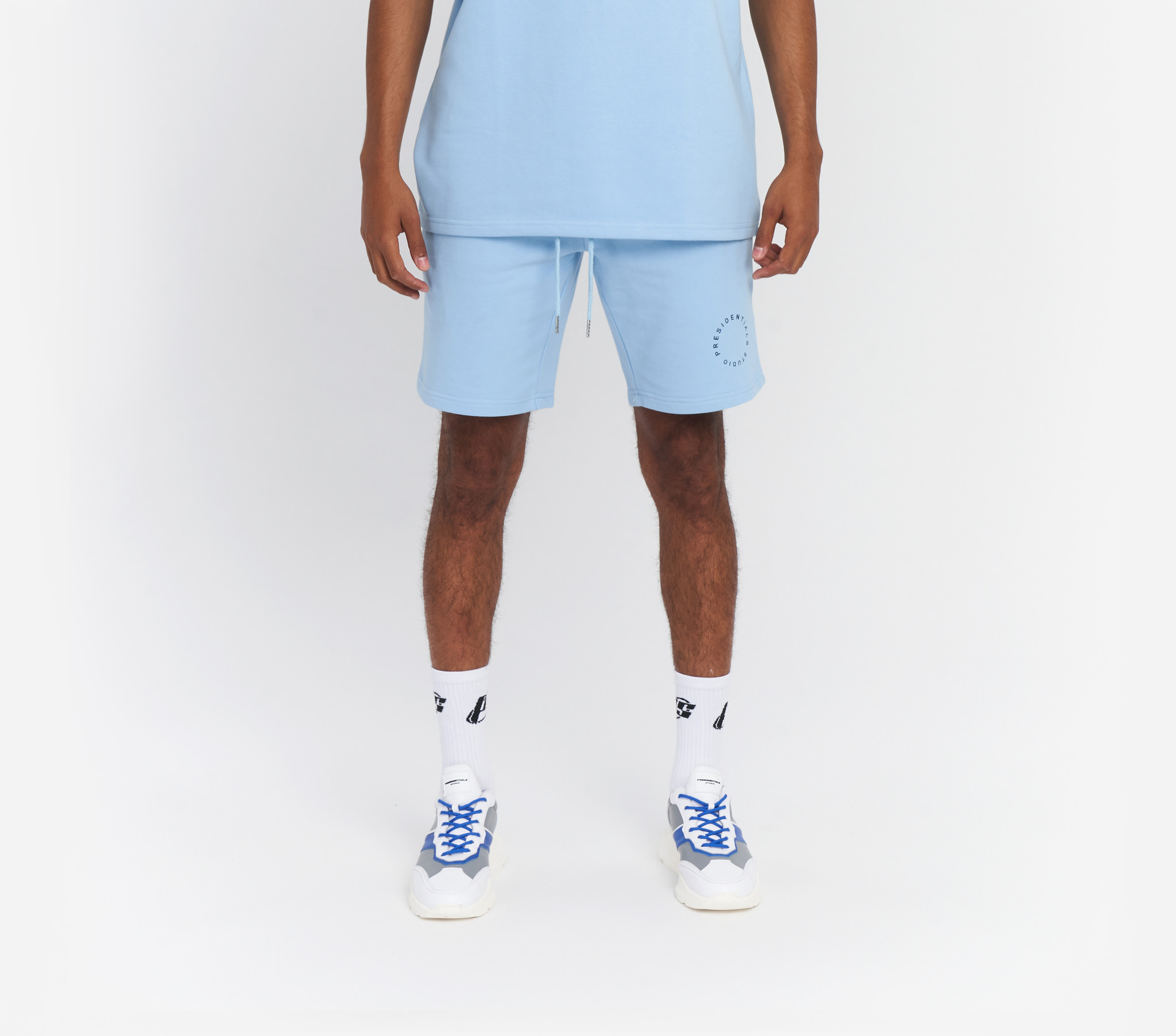 PS Lightblue Circle Short