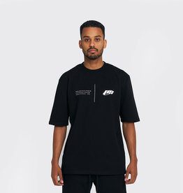 PS Zwart Explore T-shirt