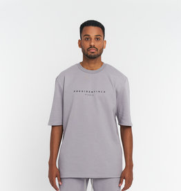 PS Grey  Logo T-shirt