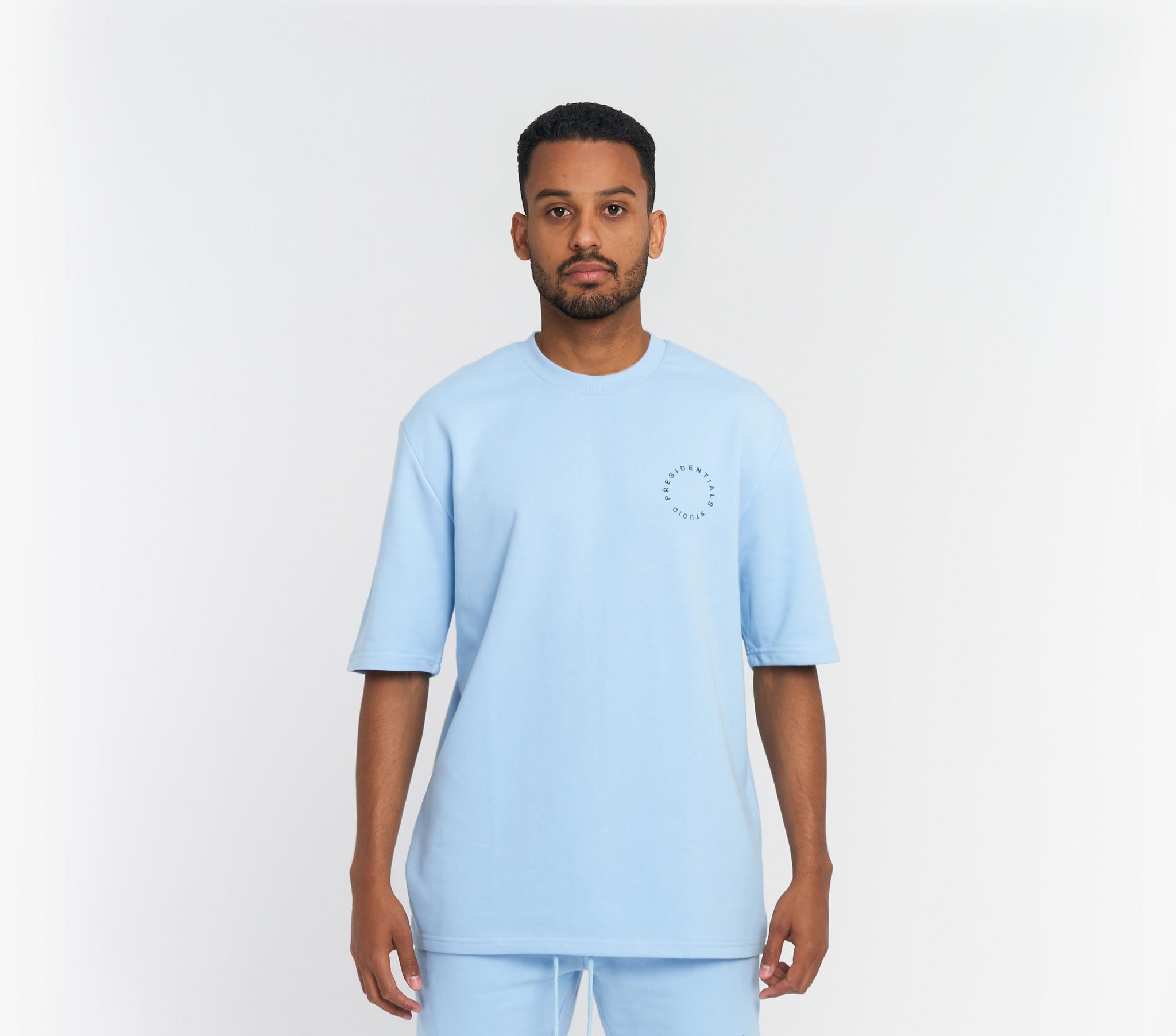 PS Lightblue Circle T-shirt