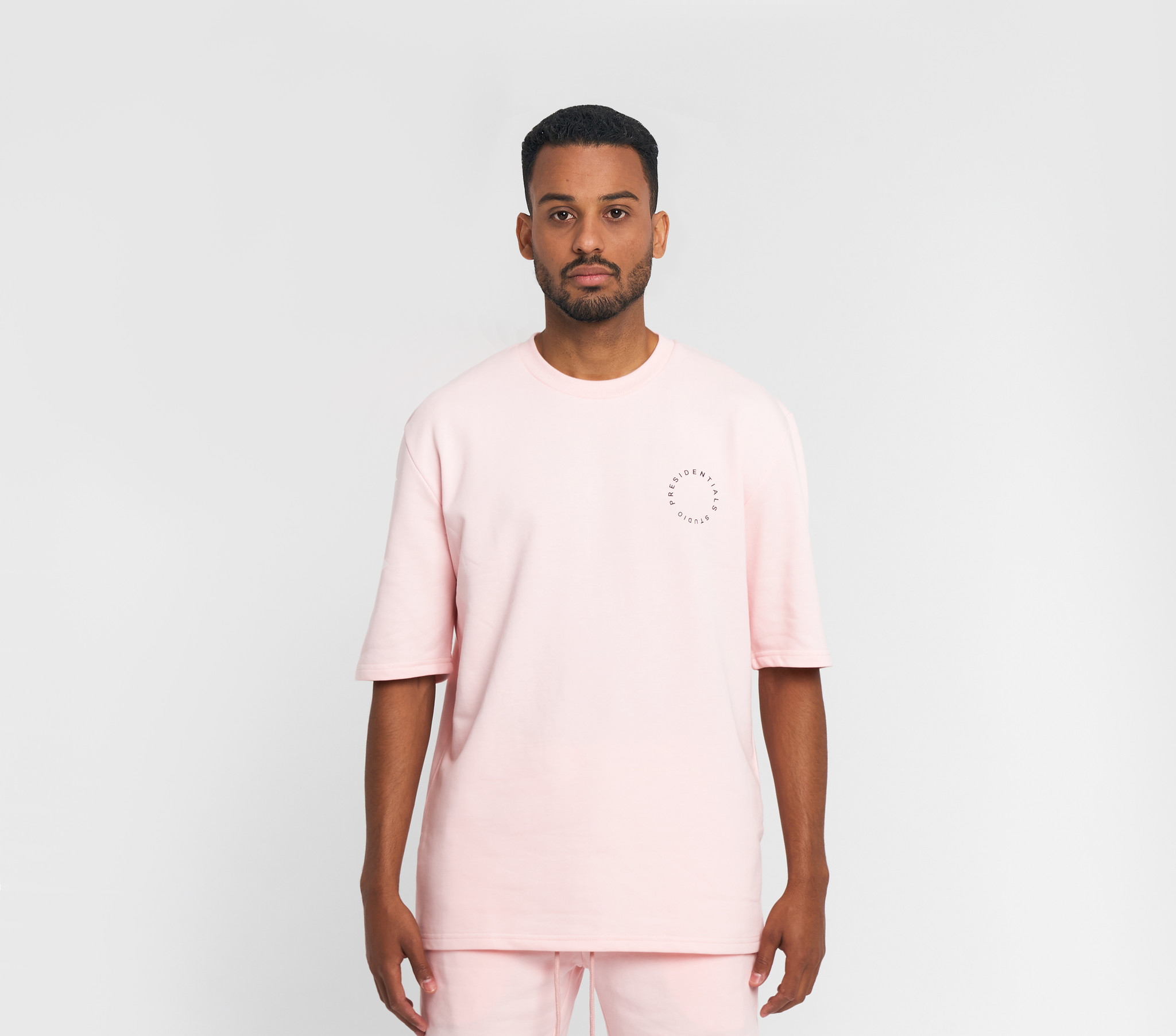 PS Roze Cirkel T-shirt