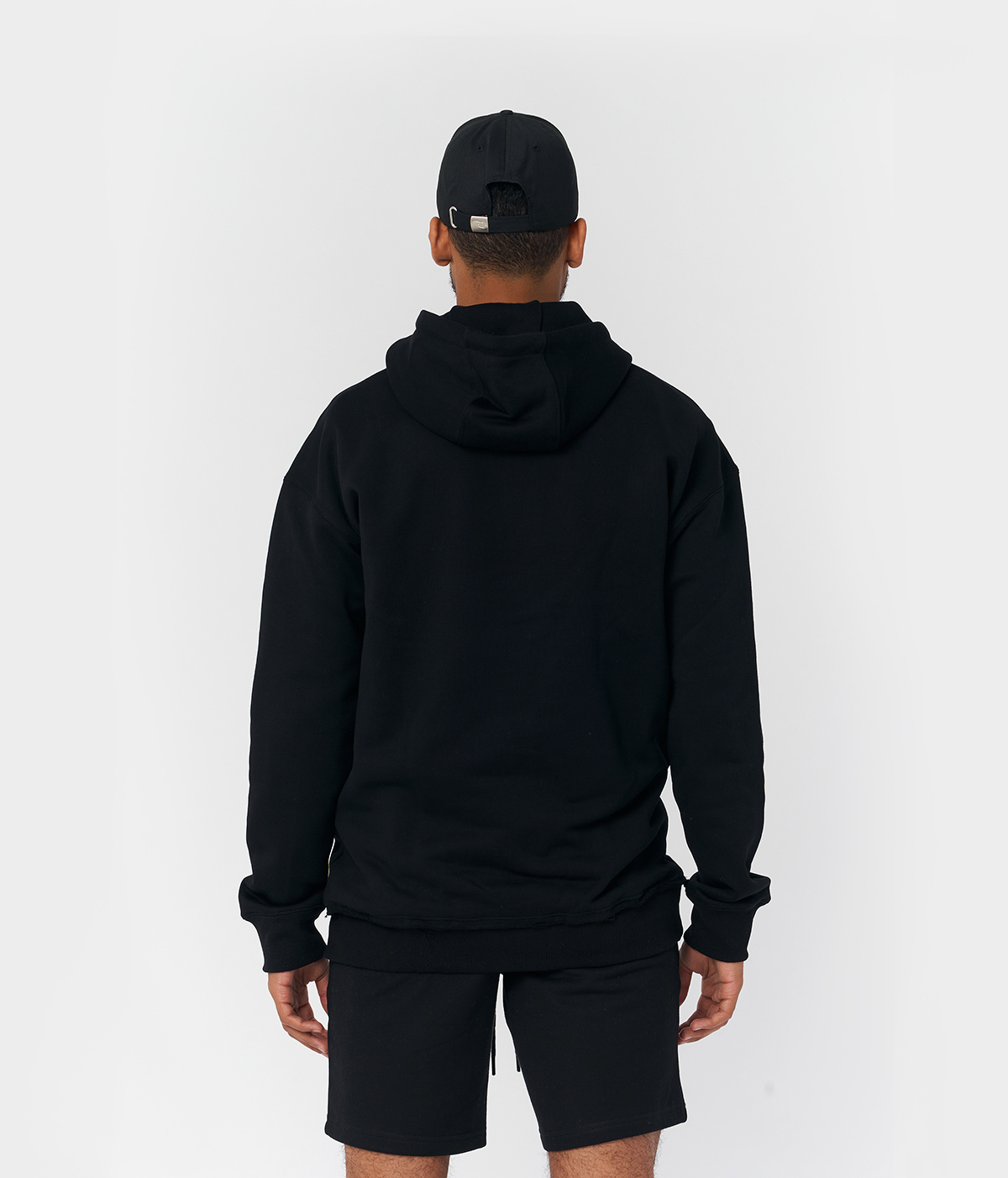 PS Black Superscript Hoodie
