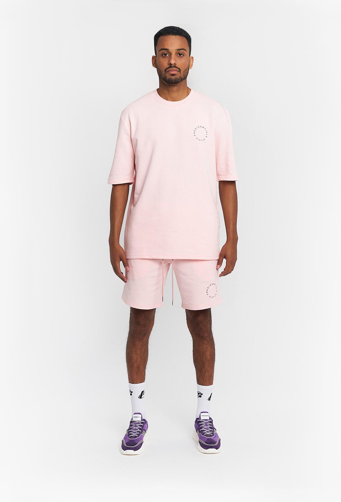 PS Pink Circle Short