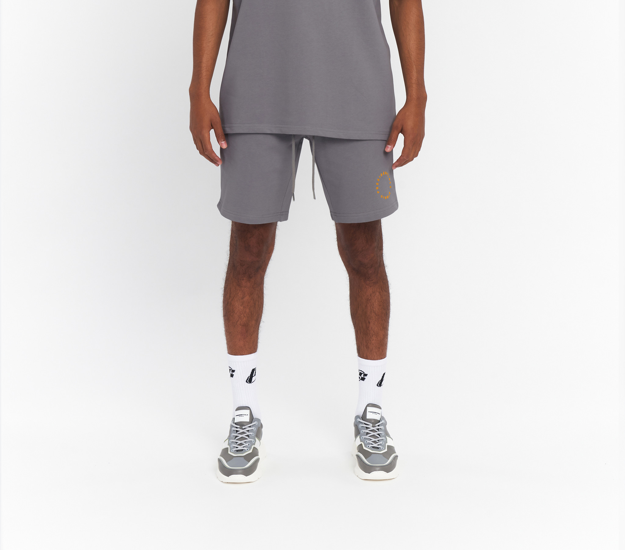 PS Anthracite Circle Short