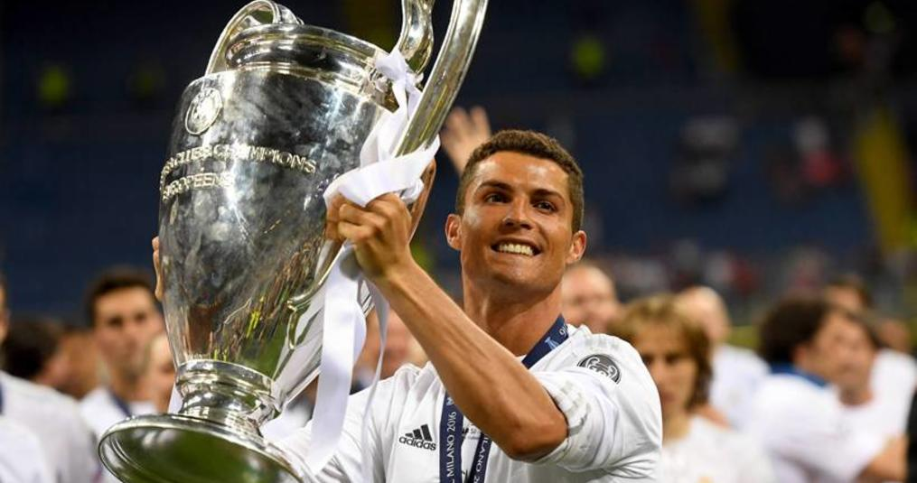 De records van het fenomeen Cristiano Ronaldo