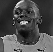De collectie van Usain Bolt