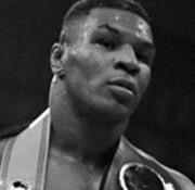 Mike Tyson gesigneerd memorabilia