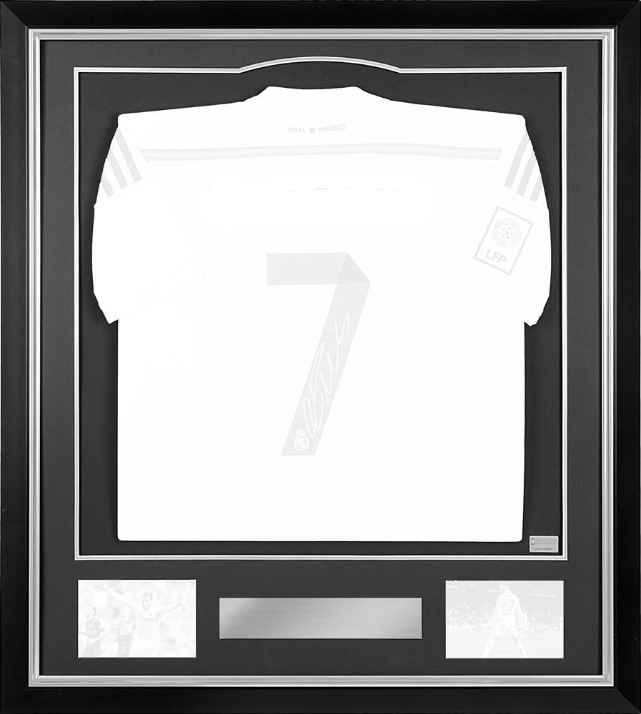 Laat je eigen voetbalshirt inlijsten - professioneel en op maat
