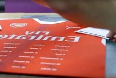 Handleiding voor het inlijsten van een voetbalshirt