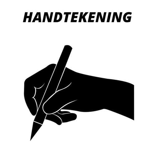 Marco van Basten - handtekening op eigen ingestuurd item