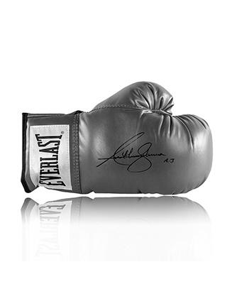 Laat je eigen bokshandschoen inlijsten - professioneel en op maat