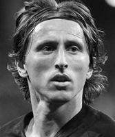 Luka Modrić gesigneerde memorabilia