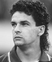 Roberto Baggio gesigneerd memorabilia