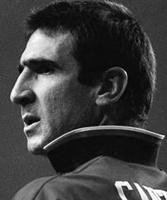 Eric Cantona gesigneerd memorabilia