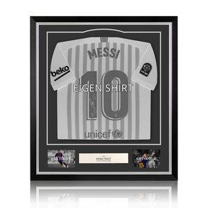 Shirt inlijsten - deluxe frame