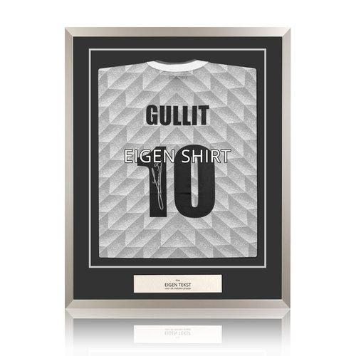 Shirt inlijsten - standaard frame
