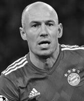 Arjen Robben gesigneerde memorabilia