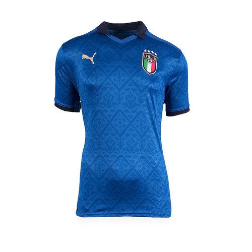 Marco Verratti gesigneerd Italië shirt 2020-21