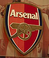 Arsenal gesigneerd memorabilia