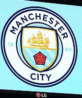 Manchester City gesigneerd memorabilia