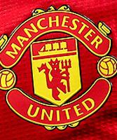 Manchester United gesigneerd memorabilia
