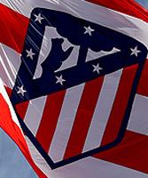 Atletico Madrid gesigneerd memorabilia