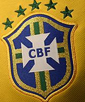 Brazilië gesigneerd memorabilia