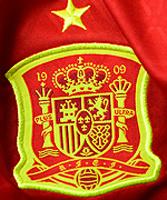 Spanje gesigneerd memorabilia