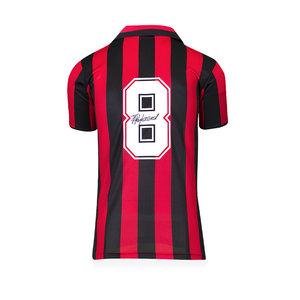 Frank Rijkaard gesigneerd AC Milan shirt