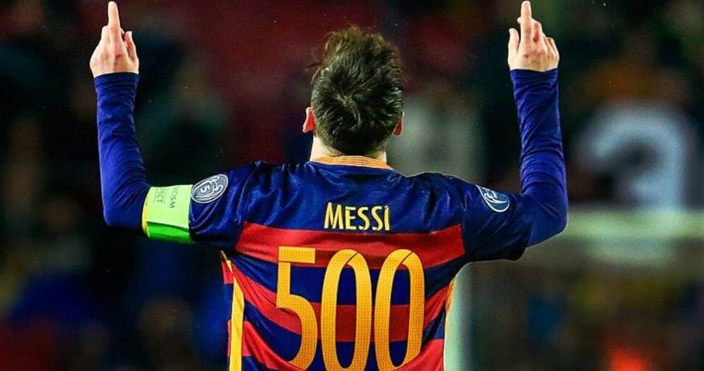 Top 5 mooiste doelpunten van Lionel Messi