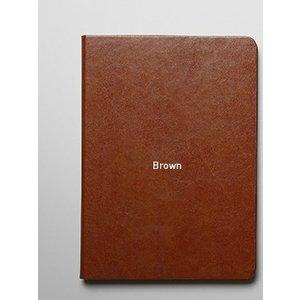 Avoc Galaxy Note 10.1  Masstige Toscane Diary Avoc - Brown