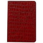 Avoc Ipad Air Masstige Nuovo Diary Avoc - Dark Red